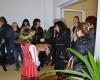 Посрещане на гостите