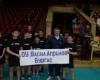 Отборът по волейбол