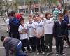 Отборът на нашето училище