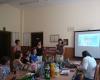 Запознаване с училището в Киев, Украйна