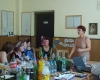 Среща на нашия колектив с гостите от Киев, Украйна