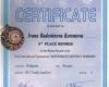 Сертификат за Ивана!