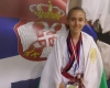 Бронзов медал за Калина от VII б клас - Белград, Сърбия