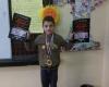 Честито Първи места на Васил от I г клас