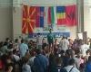 Валентин Чайков - Международен турнир по плуване в Скопие, Сърбия