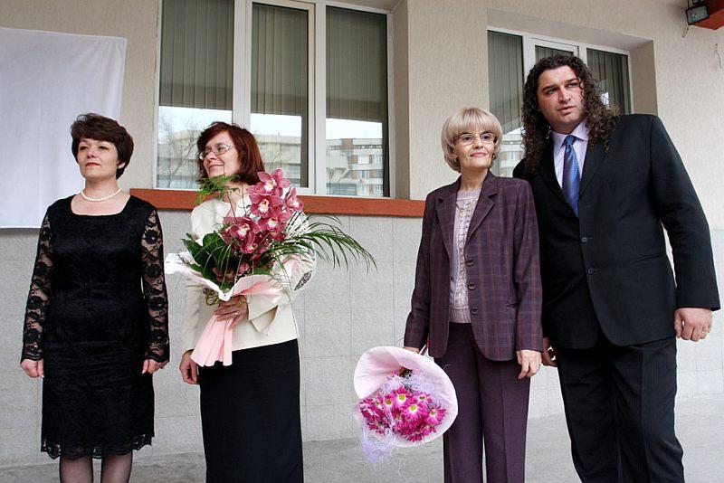 Марияна Стефанова, Йорданка Ананиева, Нели Николова и Павел Чепов