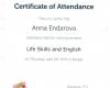 Анна Ендарова - Главен учител и преподавател по Английски език