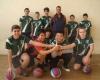Първо място в Общинското първенство по волейбол